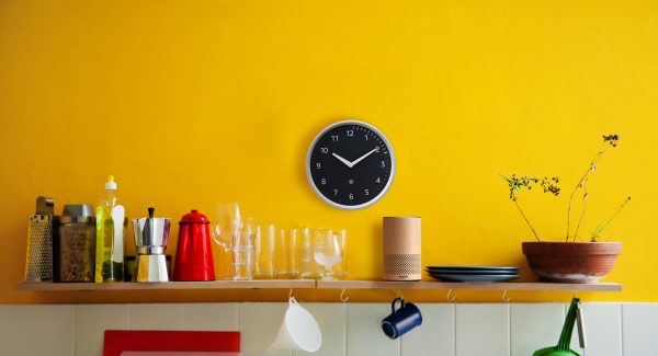 Amazon Echo Wall Clock - slimme klok