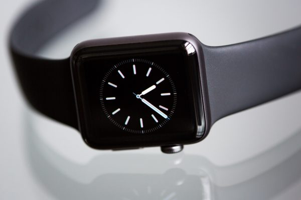 Deur openen met Apple Watch